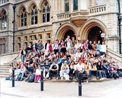 Multinational Youth Exchange 2002